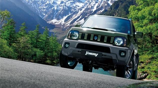 Svelato, finalmente, il nuovo Suzuki Jimny