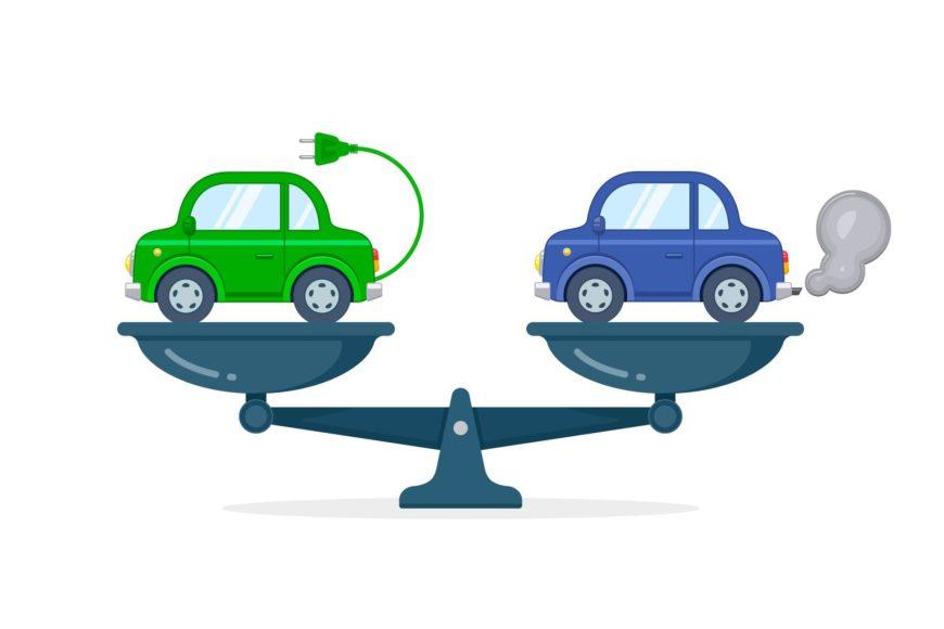 Inquina più un diesel o un'auto elettrica?