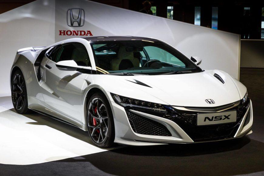 Nuova Honda NSX 2019: estetica migliorata e non solo