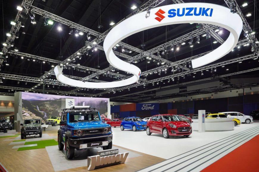 Modelli auto Suzuki 2019 sempre più Hybrid: come, quali, quando