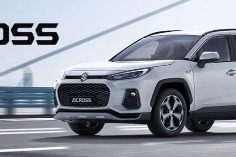 Suzuki introduce Across